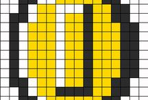 Perler Bead Patterns(ideas)