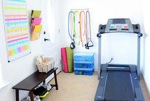 Home Renovation | Small Gym