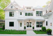 Λευκή  κατοικία