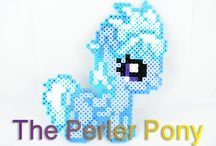 Strijkkralen My Little Pony