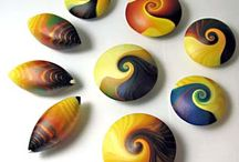 Polymer clay inspiration and ideas / A collection of amazing pieces made from Polymer Clay.