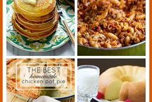 Simple Budget Friendly Recipes / Easy to make recipes that are budget friendly, simple, and delicious. Simple recipes that everyone can enjoy!