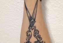 shear tattoos / by Crystal Holcomb