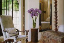 White Spanish villa / Interior ideas for the villa