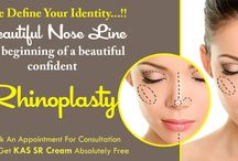 Unhappy with your appearance? / Unhappy with your appearance? Rhinoplasty, commonly known as a nose job, is a plastic surgery procedure for correcting and reconstructing the form, restoring the functions, and aesthetically enhancing the nose.