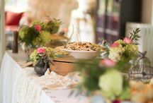 Let's Eat! / Fabulous food for your wedding or special event.