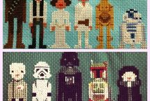 Cross stitch / by Joey _