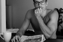(Hot) Guys Who Wear Glasses / Sigh.
