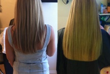 Wonderful Hair Extensions / Visit www.wonderfulhair.co.uk for more information on our Cold Fusion Technology, hair and training. / by Wonderful Hair Extensions