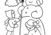 de colorat pentru copii / +jocuri si altele