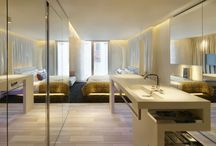 """Interior Design / """"The highly renowned Interior Design team is experienced in the design of award-winning high-end, sophisticated interiors across a number of different building types."""""""