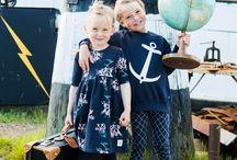 emma och malena AW15 kids / Barnkläder från emma och malena på Käringön.