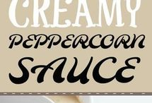 Sauces / Dressings