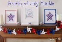 Mantel Decor Ideas / Do you know how to decor a mantel? These ideas should inspire you!