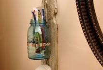 For the bathroom / by Jillian Bretz