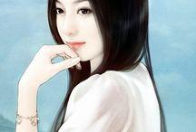 Chinese art♡