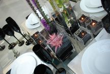 Weddings and Events / Centerpieces, bouquets and other flowers for the special moments in life.