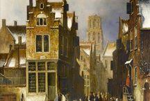 Dutch Winter Paintings