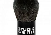 Brushes / by Studio Gear Cosmetics