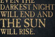 The Sun Will Rise / Keep calm and enjoy the sun. / by Yasuaki Kobashi