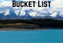 Bucket List Hikes