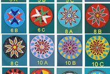 Hama beads - Centrino
