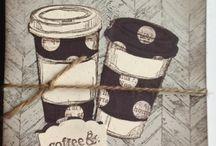 Cards - Caffeine & Tea