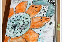Art Journaling / by Sharon Grey