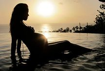 Mooie zwangerschap's buiken / Prachtige beelden van aanstaande moeders