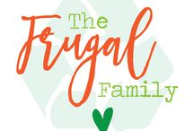 Frugal Finances / The serious stuff of being a conscious spender