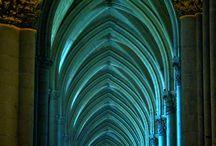 cattedrali/abbazie /luoghi visitati