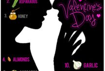 Aphrodisiacs  / Foods for the libido / by Judy Barth