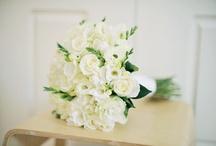 Bridal Bouquets   White