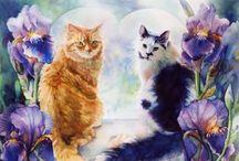 Cat Art 4 / ART