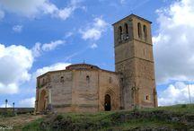 Iglesia de la Vera Cruz. Siglo XIII. Segovia / Photo Travel History Art Architecture Fotografía Viajes Historia Arte Arquitectura