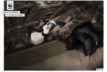 Panda planet / Pandas are the best... / by Elisabeth Amundsen