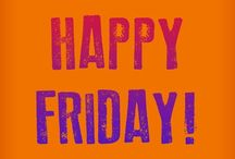 F r i d a y / Friday