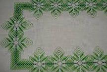 Κεντημα (Embroidery)
