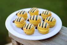 bumble bee party / by Jacqui Pacheco