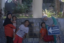 sangiran museum,with my family