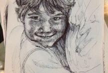Chiara Nardo drawings