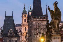 viaggi  Praga