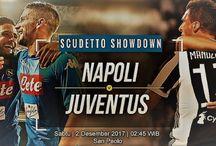 Prediksi Napoli vs Juventus 02 Desember 2017