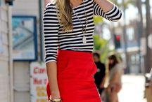 I like... skirts