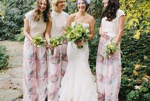 Caitland's wedding