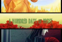 hundred days of night
