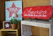 Fourth of July Projects and Ideas / by Poppy Seed Projects {Poppy Seed Projects.com}