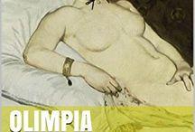Olimpia / Olimpia è tutto, non è facile dimenticarla. Olimpia sa amare, entra negli occhi e nel cuore per restarci per sempre.  Olimpia è bella, ha gli occhi scuri e tra i capelli un fiore rosso che profuma di perdizione..
