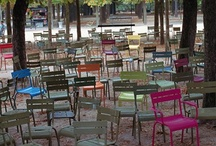 Chairs and Benches and Swings / by Lydia Billman