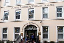 ACET / Our school in Cork!  I LOVE ACET